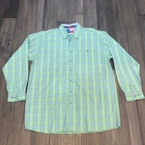 Wrangler George Straight Long Sleeve Shirt 2XL